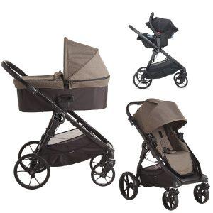 Passeggino leggero Baby Jogger Trio City Premier