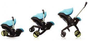 Passeggino leggero Simple Parenting DOONA Infant Car Seat: recensione