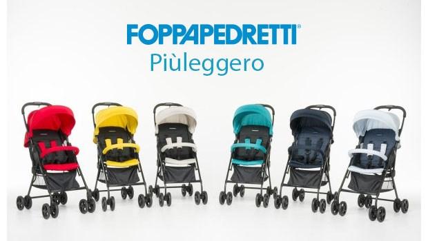 Migliori passeggini leggeri Foppapedretti  quale comprare   8204a1cd9b3
