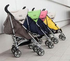 Migliori passeggini leggeri per bambini oltre i 10 kg