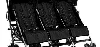 Migliori passeggini leggeri triplo: guida all'acquisto