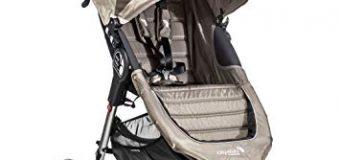 Passeggino leggero Baby Jogger City Mini 3: recensione e opinioni