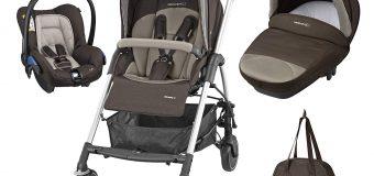 Passeggino leggero Bebe Confort Trio 3: recensione e offerta Amazon